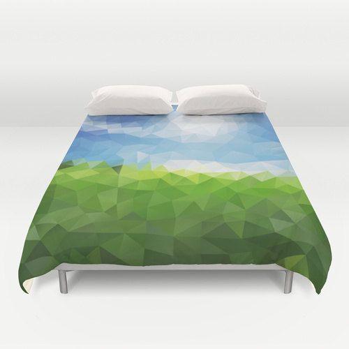 Duvet Duvet Cover King Size Bed cover King Duvet Queen by NikaLim #etsy #insummer