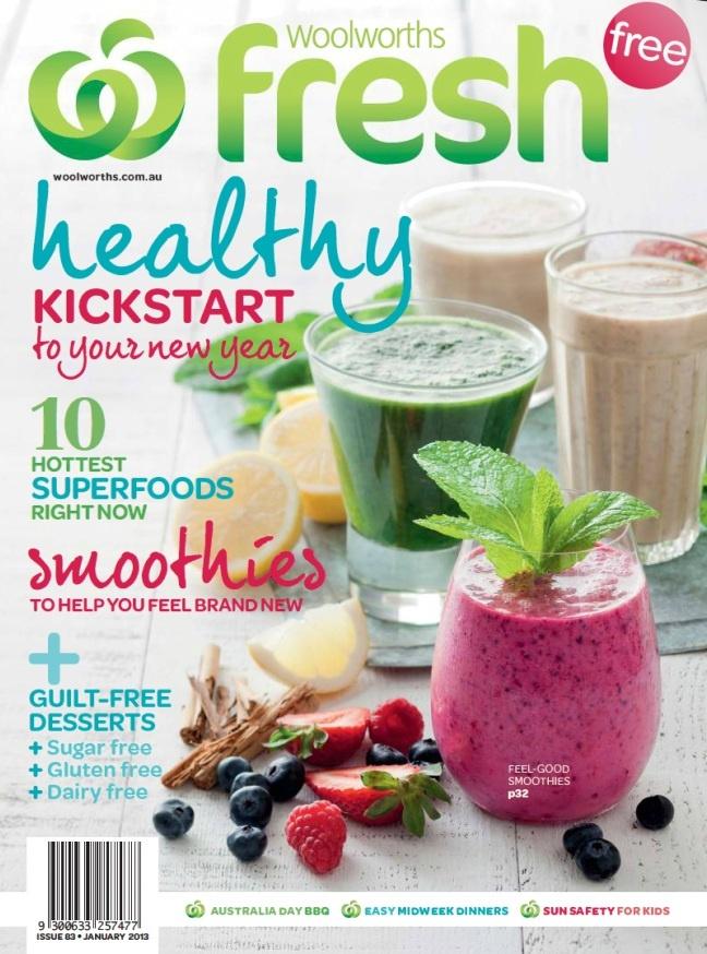 Woolworths Fresh Magazine! Free from Woolworths Gluten