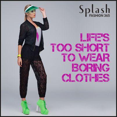 #Fun #Splash #Fashion