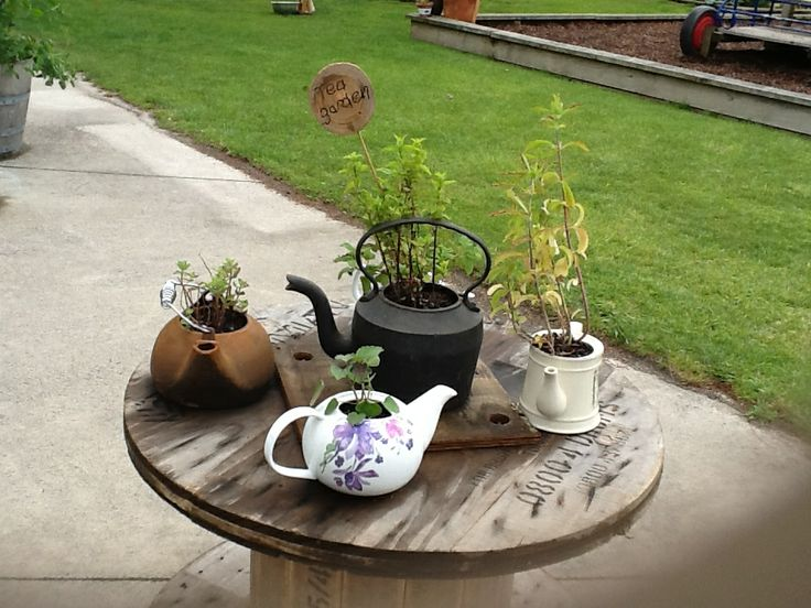 Tea Garden - Bethlehem@Montessori, Tauranga