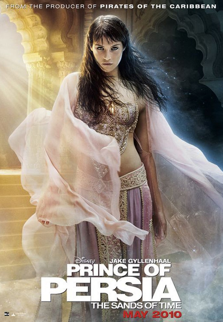 prince of persia tamina gemma atherton | Medieval | Pinterest