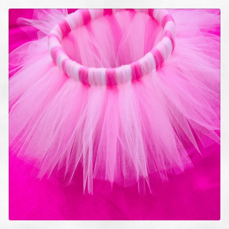 So petite and pink! Our baby tutus are just $20