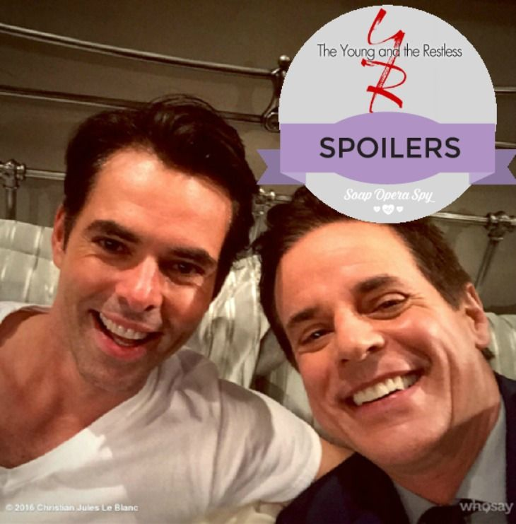 'The Young and The Restless' (Y&R) spoilers indicate there's just a few days left before Jason Thompson's reveal as the new Billy Abbott. His rumored first air date is Wednesday, January 13. But here's what we do know about the big reveal. Last we saw Billy's face, it was Burgess Jenkins on the