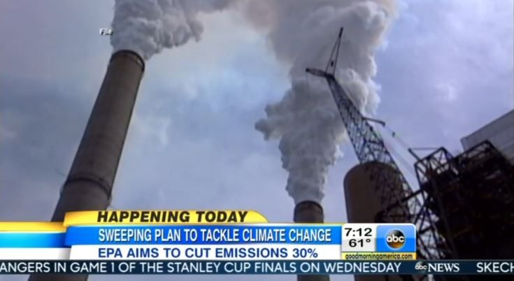 ... ' New EPA Regulations on Climate Change, Skips Job Risk | NewsBusters