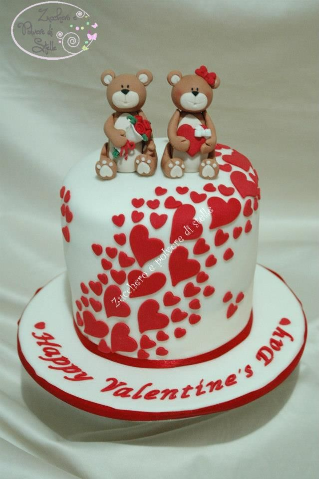 17 best images about Cakes - Valentines Day on Pinterest ...