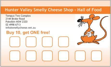 Fabrica de queijos - tem que bookar o tasting -  Hunter Valley Smelly Cheese Shop - Home