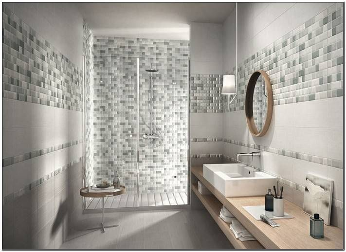 Rivestimenti Bagno Mosaico E Piastrelle  Bathroom  Pinterest  Bath