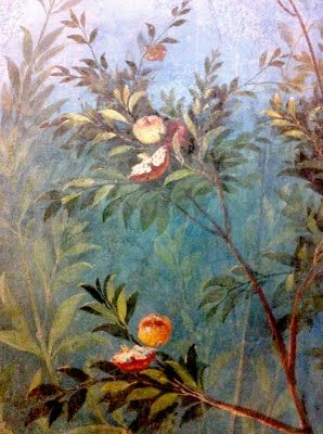 Livia's villa Garden Fresco, at the Palazzo Massimo
