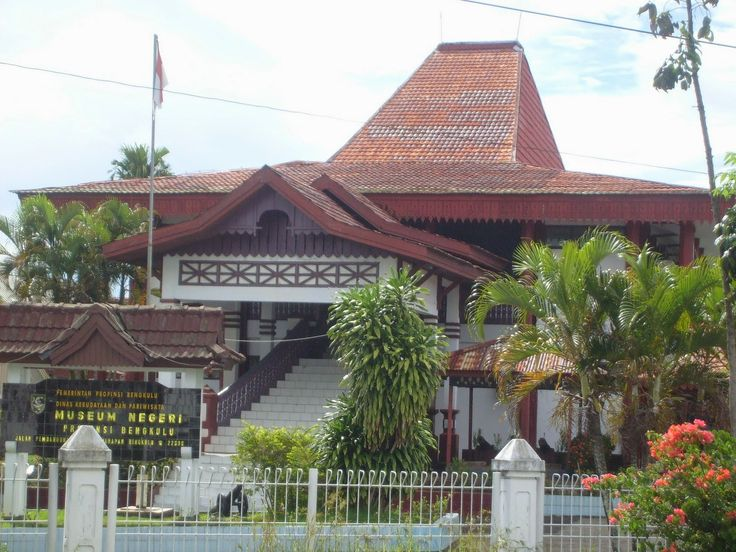 Museum Negeri Bengkulu Wisata Sejarah di Bengkulu - Bengkulu