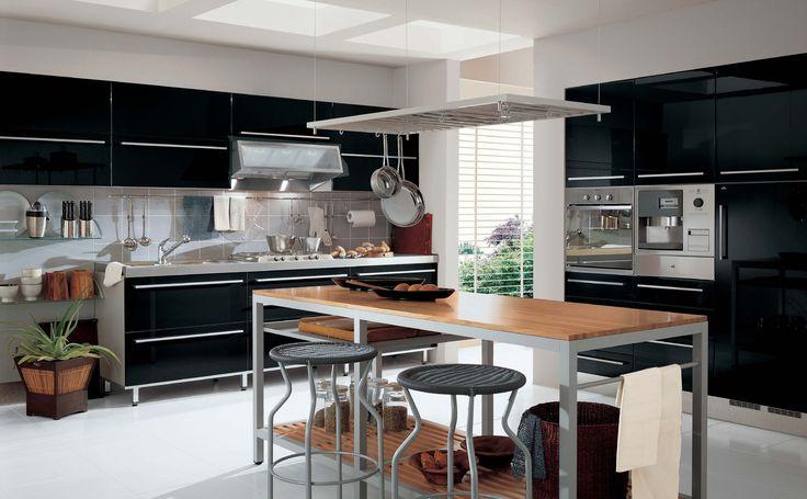 Дизайн совмещенной кухни-гостиной с барной стойкой: 75 мультифункциональных и современных интерьеров http://happymodern.ru/dizajn-kuxni-sovmeshhennoj-s-gostinoj-foto-s-barnoi-stoikoj/ Кухня совмещенная с гостиной - лучшее решение для квартиры и загородного дома