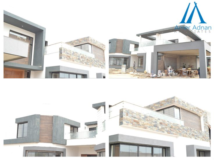 Architecture Design Elevation Front Look By Aaa