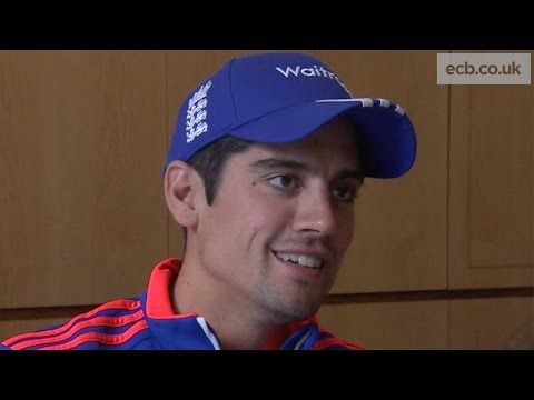 Alastair Cook interview - England v New Zealand, Lord's Test