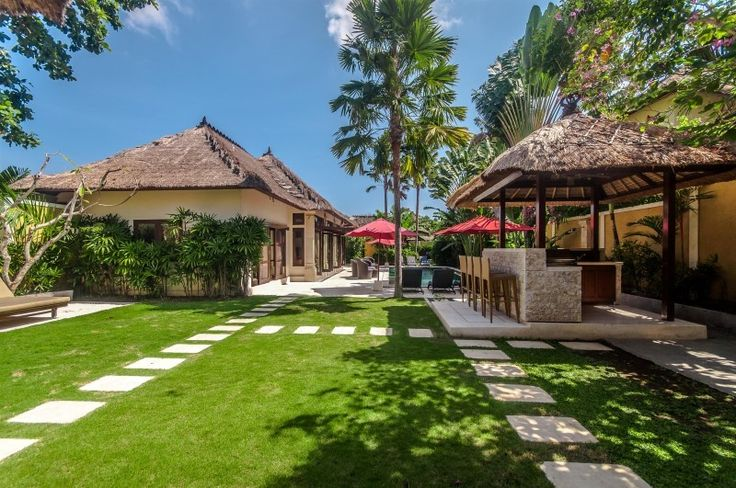Do you want to have a garden party?  Spacious villa, long pool with BBQ bar would be a great option!   Visit villa gembira for more details: http://villabugis.com/our-villas/villa-gembira/  #bbq #bar #party #spacious #villa #seminyak #bali #balibible #baliguide #ilovebali #todo #villabugis #villagembira