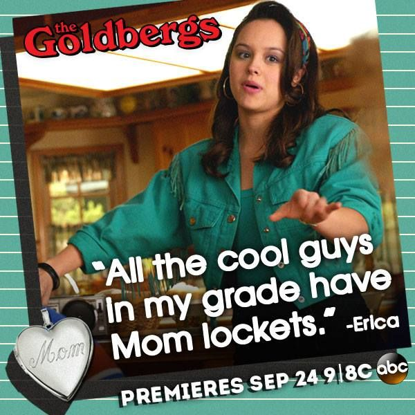 meet the goldbergs quotes