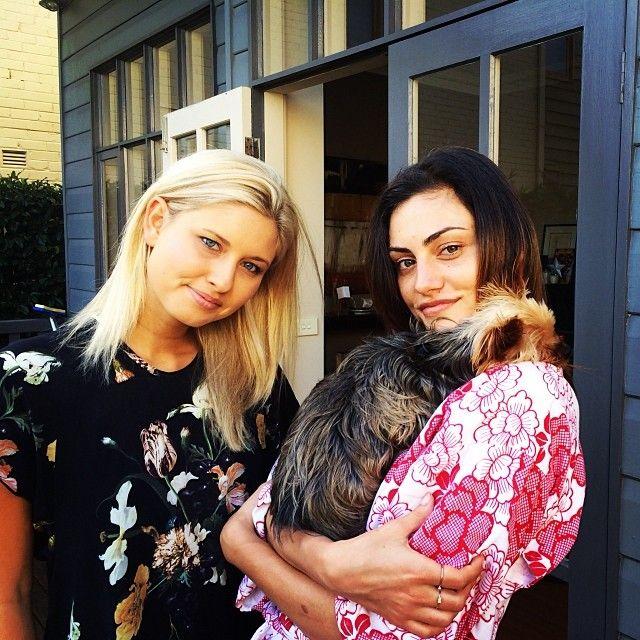 Phoebe Tonkin & Abby Tonkin   Phoebe Tonkin.   Pinterest ...