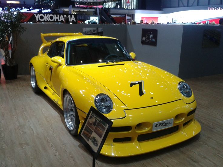 Ruf CTR2 Sport (1997)