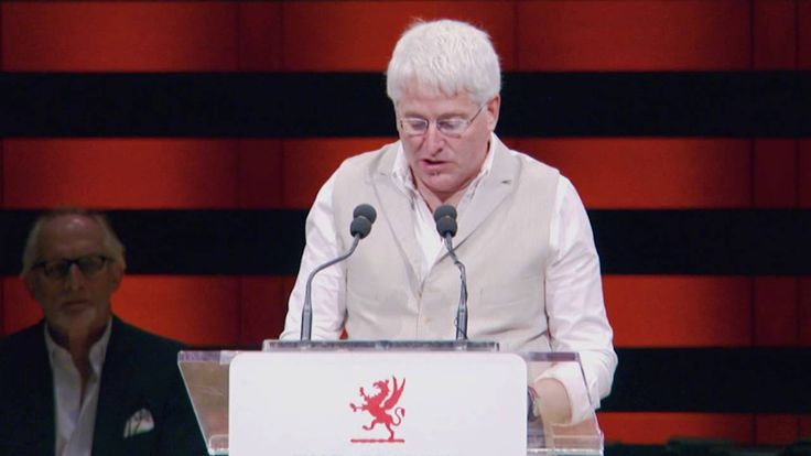 """Michael Wiegers of Copper Canyon Press reads the poem """"The Boat"""" from The Quotations of Bone by Norman Dubie (Copper Canyon Press), winner of the 2016 International Griffin Poetry Prize. The reading took place at Koerner Hall in Toronto, Canada on June 1, 2016."""