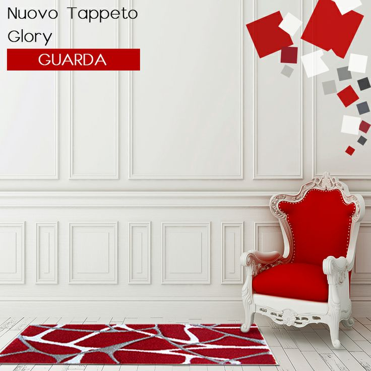 #Tappeto Glory. gandebia.it