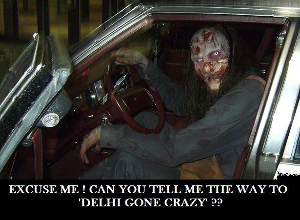 halloween party in delhi