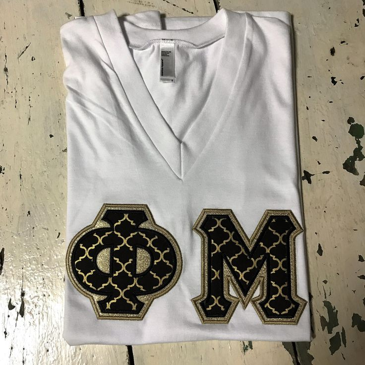 Sorority Letter Shirt American Apparel Phi Mu, Sigma Kappa, Chi Omega, Kappa Delta by AuntieJsDesigns on Etsy