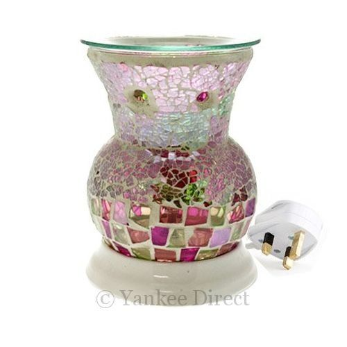 Woodwick Celebration Flared Electric Burner - Perfect for Yankee Candle Wax Tart…