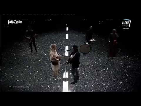 Eurovision 2014 The Netherlands: The Common Linnets - Calm After The Sto...