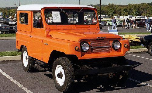 1969 Nissan Patrol 4x4