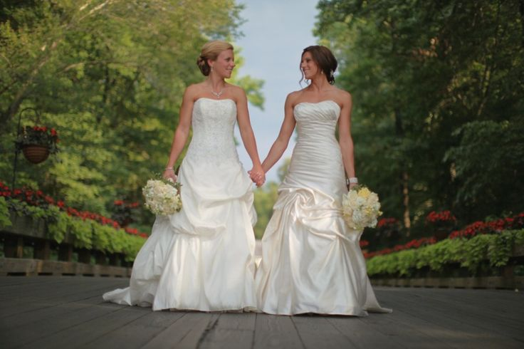 Lesbian Weddings Pictures 48