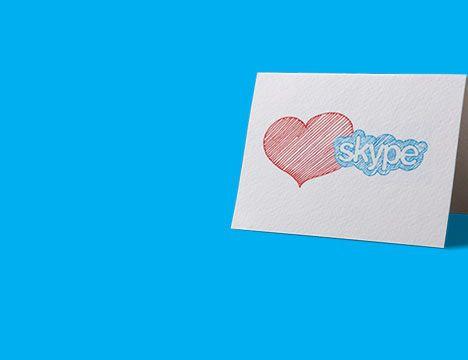 Skype: sistema gratuito de videollamadas.