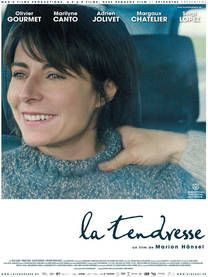 La Tendresse, (Tenderness) Dir.Marion Hänsel, France, Belgium, 2013. The opening is a beautiful swath of alpine snow boarding which ends in a crash. Then starts the journey of a divorced couple to rescue their son, bringing them back together for a smooth sailing road trip without reconciliation. No drama that comes to a boil, just a slice of life. Hänsel shows there can be happiness after divorce. No loss if you miss this different and mature POV on a familiar story. #filmfestdc2014