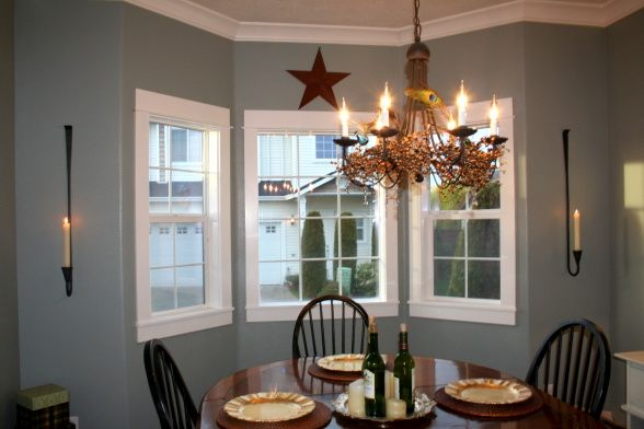 What Colors To Paint A Kitchen Pictures Ideas From Hgtv: Sage Gray Behr Dining Room HGTV