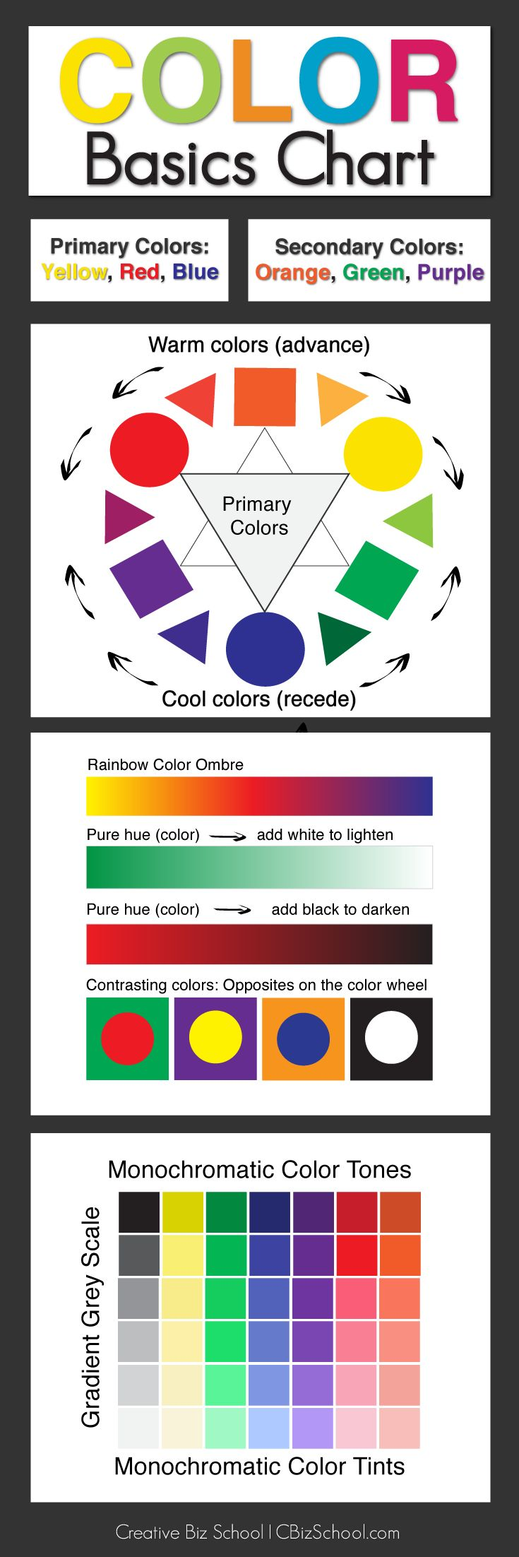 Colors Feelings Chart 198 best color:tools & information images on pinterest | art
