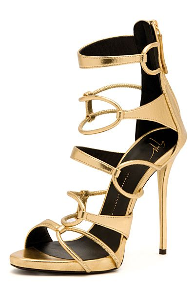 Giuseppe Zanotti - Shoes - 2015 Spring-Summer- If I could walk in these, I'd be a bad Bitch!!!