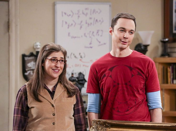 'The Big Bang Theory' actress Mayim Bialik talks about the finale cliffhanger: 'We don't know what Amy will say'