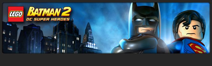 LEGO® Batman 2 DC Super Heroes...I soooo want this game....I want to play as either Wonder woman or the Flash!!!!