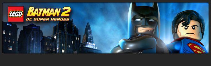 LEGO.com Videogames LEGO® Video Games - LEGO® Batman™ 2: DC Super Heroes - About The Game - Screenshots - Xbox 360