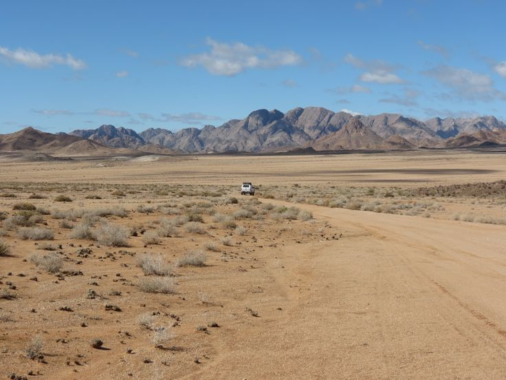 Richtersveld March 2014.  We felt like the only ones on earth.