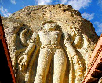 Eleni Grigoriadou : Ο Βούδας του Μέλλοντος στο Mulbekh