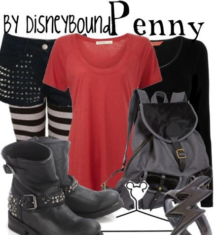 Penny by DisneyBound