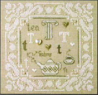 T is for Teatime Kit