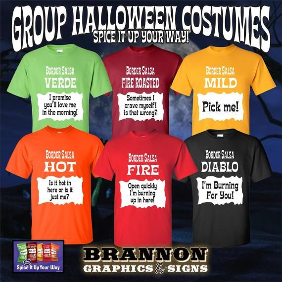 Halloween Group Costumes / Group Costumes / Taco Ball