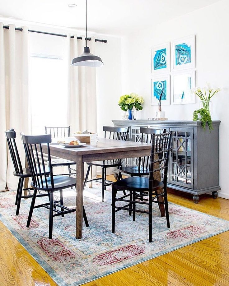 Best 25+ Rug under dining table ideas on Pinterest Formal