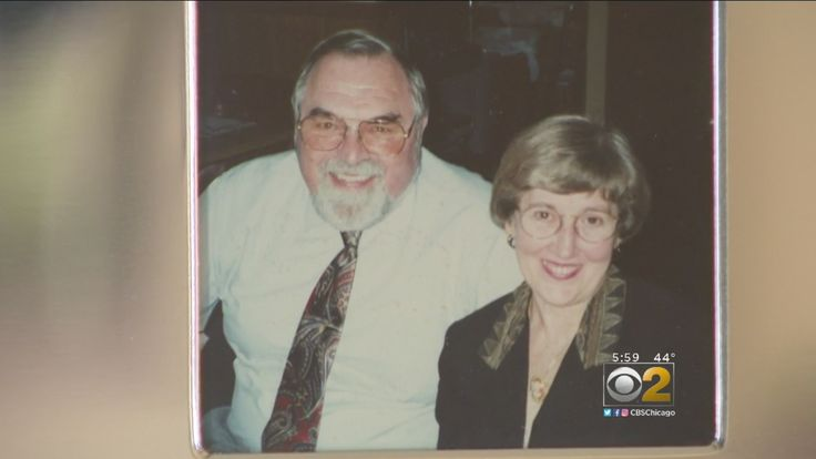 David Rosol, 82, and HazelDewitt, 83, were killed in a car accident in Neenah, Wisconsin due to an alleged drunk driver. CBS 2's Roseanne Tellez reports.