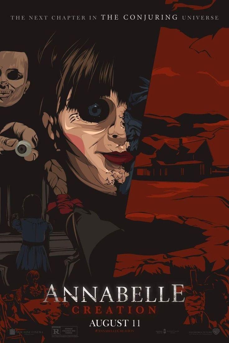 Filme O Dia Do Terror inside les 25 meilleures idées de la catégorie annabelle horror movie sur