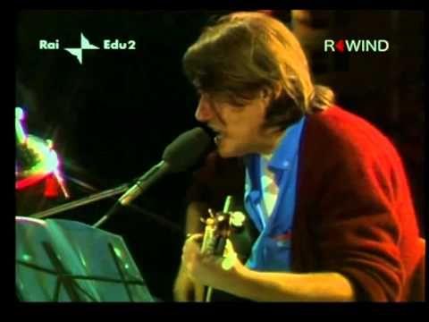 FABRIZIO DE ANDRE' - Quello che non ho (live) HD