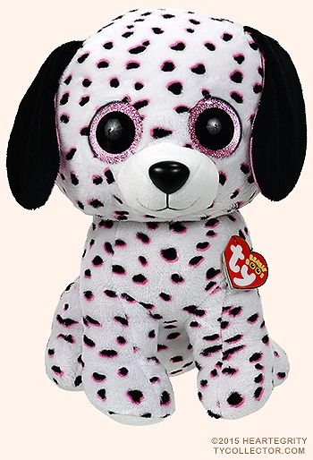 Georgia (large) - dog - Ty Beanie Boos