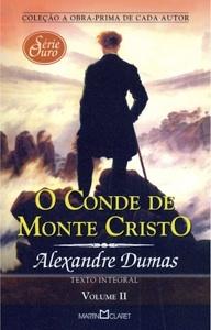 Capa de O Conde de Monte Cristo - Alexandre Dumas