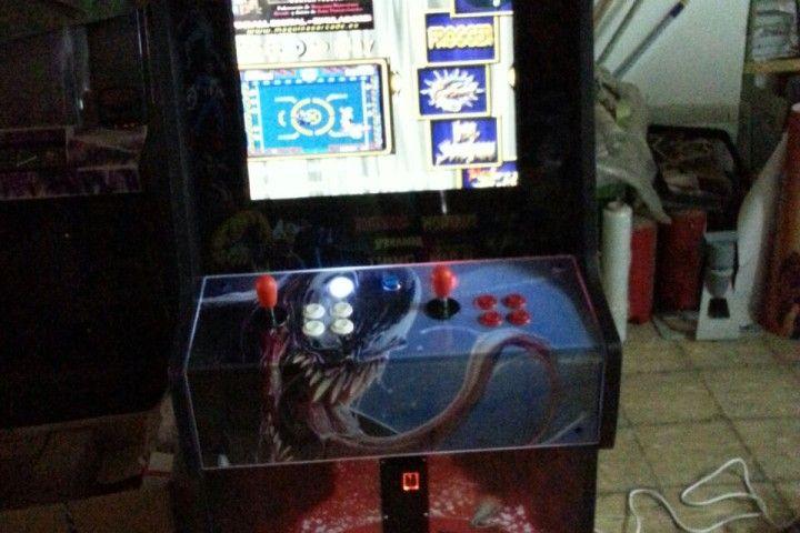 Revive las Máquinas Arcade con Tasca Barrio   Elche Juega