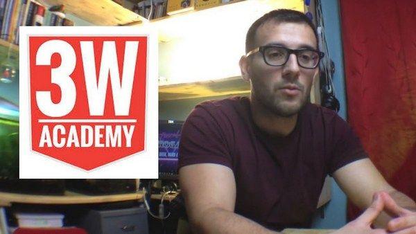 formation 3wa développeur web