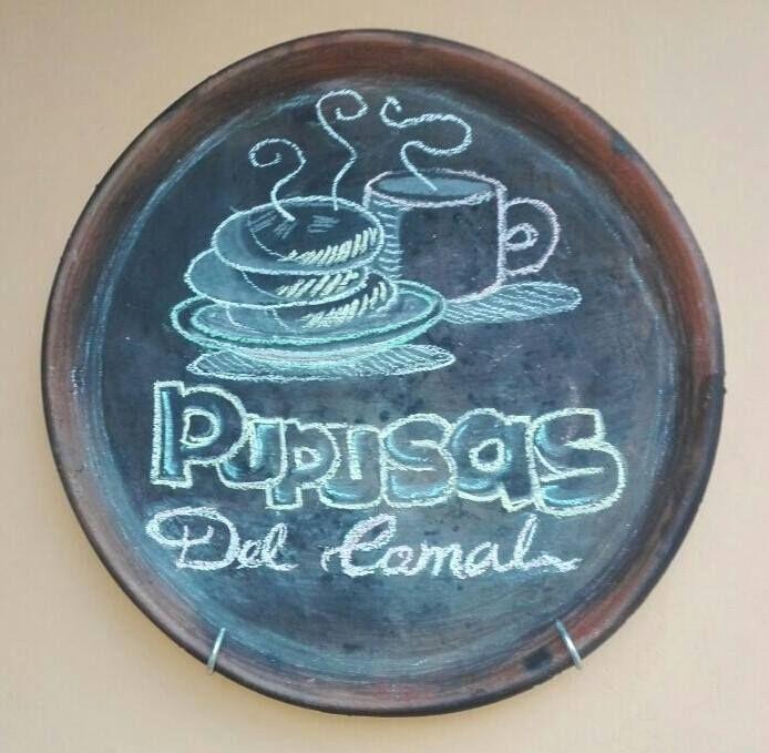 Logo: Pupusas del Comal Ilobasco